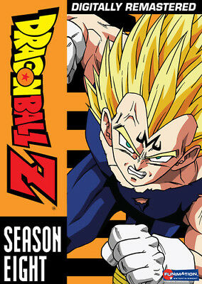 Dragon Ball Z: Season 8 [New DVD] Dragon Ball Z: Season 8 [New DVD] Boxed Set,