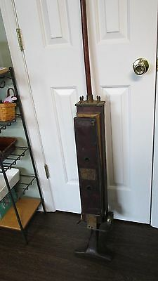 Antique Doty's Vintage Vacuum Cleaner Early 1900s Original