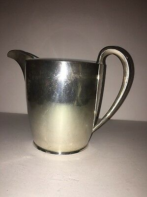 Vintage Wilcox International Silver Plate Water Pitcher