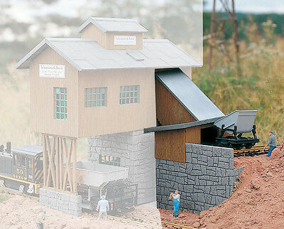 Piko G Scale Gravel Works Side Building Kit | Bn | 62010