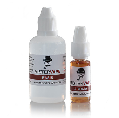 50ml E-Liquid / E-Juice - 0-16mg Nicotine - Made in Germany (22,00-30,00€/100ml)