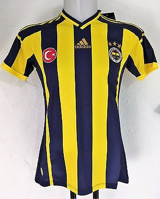 Fenerbahce 2014/15 Home Shirt By Adidas Adults Size Large Brand New With Tags