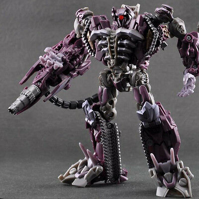 """7"""" Transformers Dark of the Moon Shockwave Action Figure Kids Toys US Stock"""