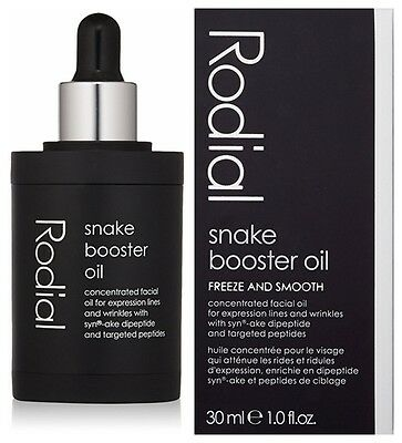 Rodial Snake Booster Freeze and Smooth Facial Oil 30ml/1.0oz