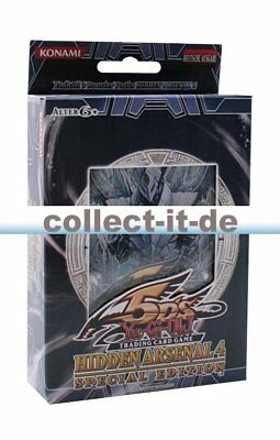 Yugioh Hidden Arsenal 4 - Special Edition Box - Deutsch - 1 Stück
