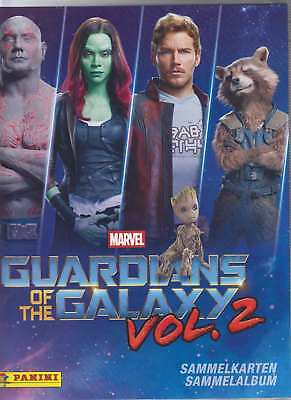 Panini - Marvel Guardians of the Galaxy Vol.2 - 1 Starterset - Deutsch
