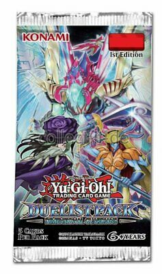 Yugioh - Duelist Pack - Dimensional Guardians - 1 Booster - Deutsch - 1. Auflage