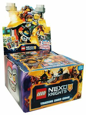 LEGO Nexo Knights - Trading Cards - 1 Display (50 Booster)