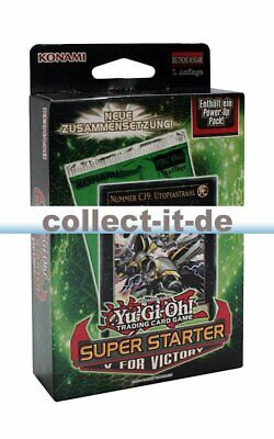Yugioh - Starter Deck V for Victory - Deutsch