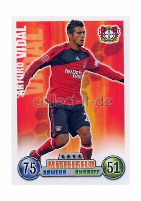 Match Attax 08/09 - 225 - ARTURO VIDAL