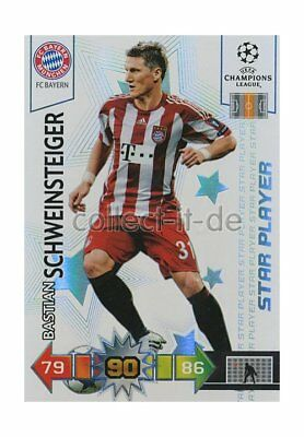 Panini Adrenalyn XL Champions League 12//13-49-bastian schweinsteiger