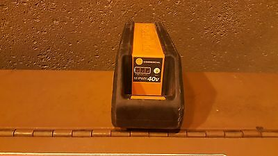HOOVER COMMERCIAL Li-ion M-PWR 40V battery