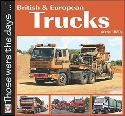British and European Trucks of the 1980s: Those were the days ... series, New, C