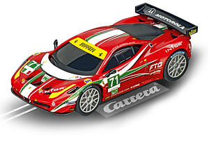 Carrera Go!!! Ferrari 458 Italia Gt2 Af Corse, No.71 Slot Car Neu In Box!