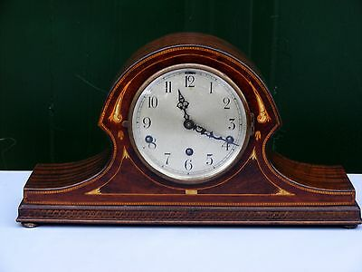 Napoleon Hat Westminster Chiming Mantle Clock
