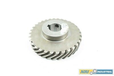 New Boston Gear Hs832R Helical Gear 8Dp 14-1/2Deg 1In Bore 4.18In Od D568808