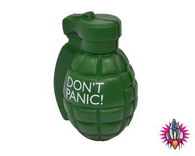 Dads Army Dont Panic Grenade Stress Ball Executive Toy