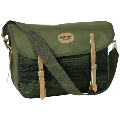 Jack Pyke Hunting Game Bag Shooting Satchel Shoulder Carry Pack Cordura Green