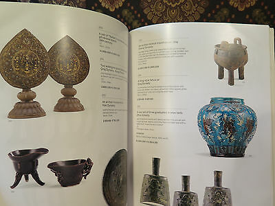 Collections Sotheby's Catalog Inc CLOCKS Jensen Tibetan Chinese Botani* Tapestry