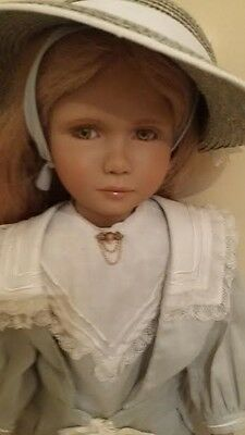 Sonia Hartman artist doll, limited edition, FAO exclusive