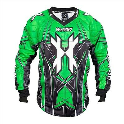 HK Army HSTL Line Jersey Lime - X-Large - Paintball