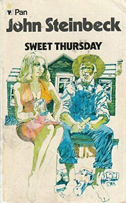 Sweet Thursday by Steinbeck, John Paperback Book The Cheap Fast Free Post