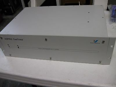 Adpro Fasttrace Model Aft-5020-1-2 P/n 201234 Video Recorder