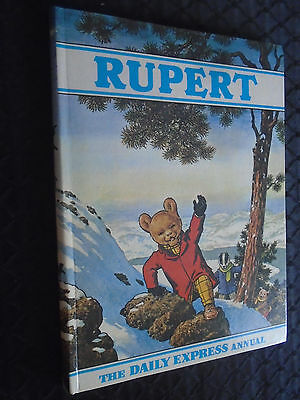Rupert Daily Express Annual 1970 Near Fine copy