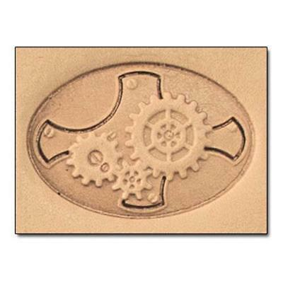 3-D Stamp G Plate