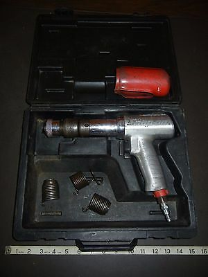 SNAP-ON Tool PH3050A AIR HAMMER CHISEL SUPER DUTY QUICK CHANGE CHUCK Case & Boot