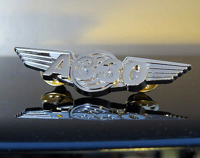 Airbus A330 WINGS gold for Pilot Crew as uniform accessory 330