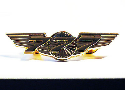 BOEING 777 WINGS Pin gold for Pilot Crew as uniform accessory