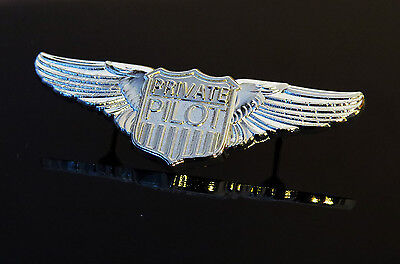 WINGS PPL PRIVATE PILOT gold for Pilots & Aviators