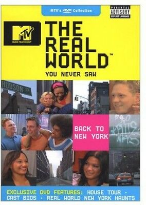 Real World You Never Saw: Back to New York [New DVD] Subtitled, Widescreen