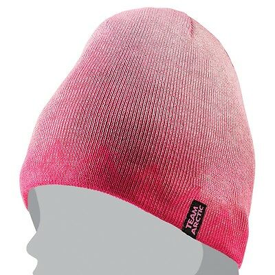 Arctic Cat Women's Team Arctic Knit 100% Acrylic Beanie - Pink - 5273-095