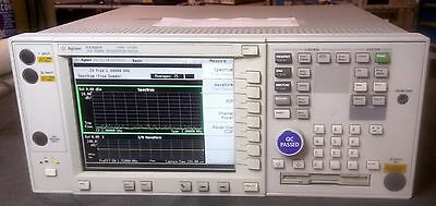 Agilent E4406A Vector/Spectrum Signal Analyzer with Rear Output, BAF, GSM, 202