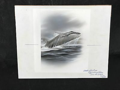 Production Artwork - Save the Whales