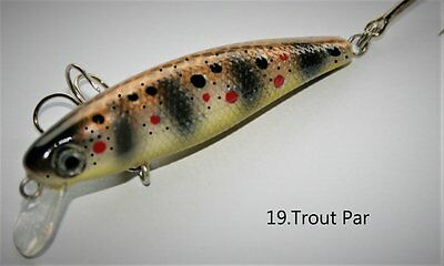 Trout Fishing Lure Hueys Trout Par