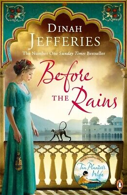 Before the rains by Dinah Jefferies (Paperback)