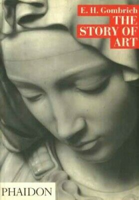 The Story of Art by Gombrich, Ernst H. Paperback Book The Cheap Fast Free Post