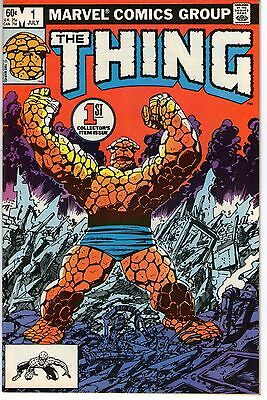 The Thing #1. July '83. Very very nice copy.