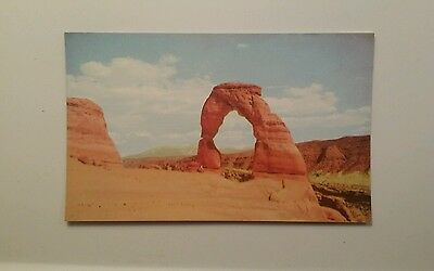 Vintage View - Delicate Arch - Arches National Monument near Moab, Utah
