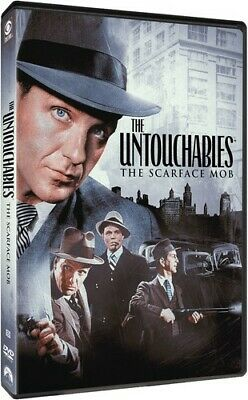 Untouchables: The Scarface Mob DVD