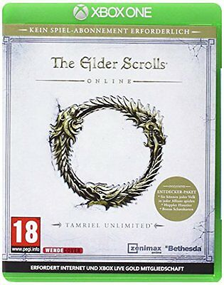 Bethesda The Elder Scrolls Online: Tamriel Unlimited, Xbox One