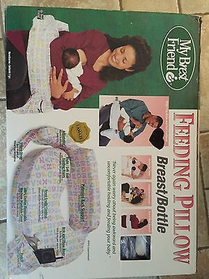 🌺A Feeding Pillow Excellent For Breast Or Bottle Feed Babies🌺 Pls See Pics