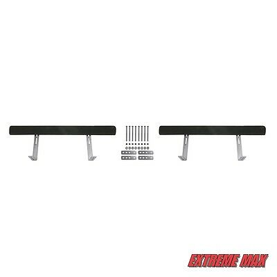Extreme Max 3005.2199 Bunk Trailer Guide-On, Pair - 4'  Boat Guide NEW!