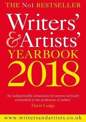 Writers' & Artists' Yearbook 2018 by Bloomsbury Publishing PLC (Paperback, 2017)