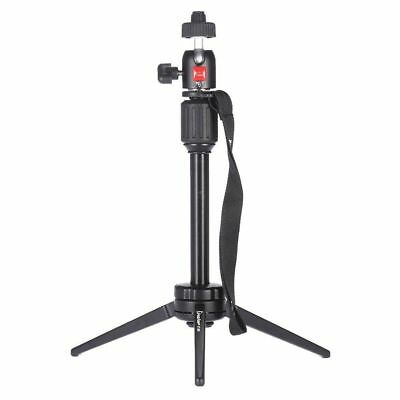 Travel Portable Mini Aluminum Table-top Tripod W/ Ball Head Universal for Camera