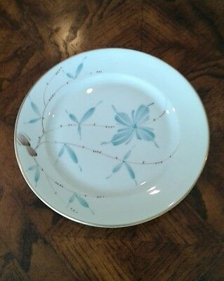 "Beautiful Vintage H & Co. Heinrich Selb Bavaria Germany 8"" Bread Plate"
