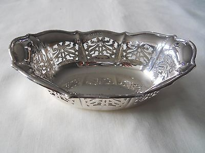 Sterling Nut / Candy Dish
